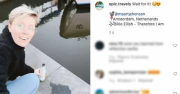 Amsterdam: il gioco dei canali capovolti è tanto semplice quanto bello