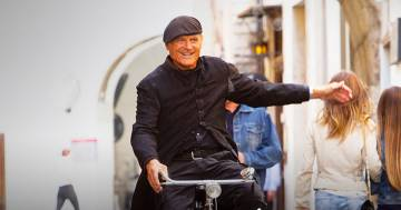 Terence Hillha girato la sua ultima scena di Don Matteo: ecco le foto