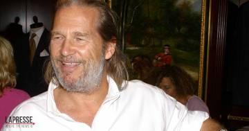 """Jeff Bridges rassicura i fan: """"Il cancro è in remissione, torno sul set'"""