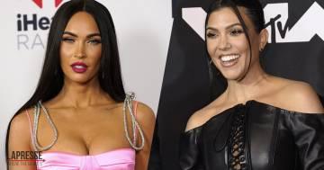Megan Fox e Kourtney Kardashian in topless mandano in tilt Instagram: ecco le foto insieme