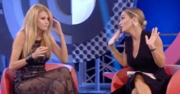 Grande Fratello Vip, è scontro tra Sonia Bruganelli e Adriana Volpe (dopo il selfie con Magalli)