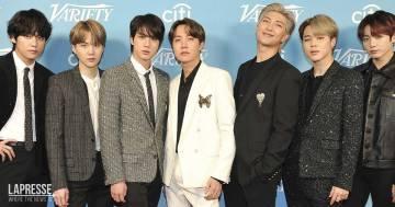I BTS, con 23 record, entrano nella Hall of Fame del Guinness World Records 2022