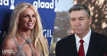 Britney Spears, il padre Jamie fa un passo indietro chiedendo la fine della tutela legale
