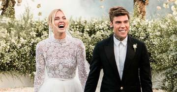 Chiara Ferragni e Fedez, il post su Instagram per celebrare l'anniversario di nozze (dopo la lite)