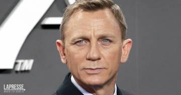 Daniel Craig, l'emozionante discorso di addio a James Bond