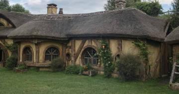 """""""Il Signore degli Anelli"""": gli attori di Frodo, Sam e Pipino a supporto della Contea hobbit in Abruzzo"""