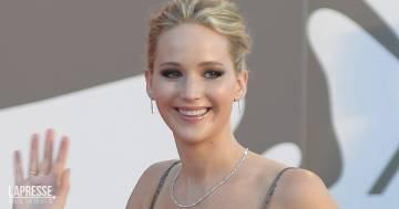 Jennifer Lawrence diventerà mamma: in arrivo il primo figlio con il marito Cooke Maroney