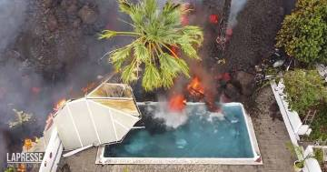 Dal vulcano Cumbre Vieja all'Etna, gli impressionanti video delle eruzioni in corso