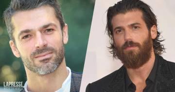 Luca Argentero, Can Yaman e Raoul Bova: la foto virale sancisce la pace