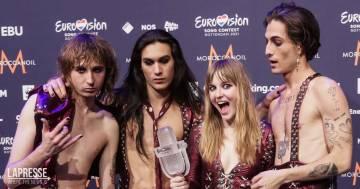 """I Måneskin nelle più grandi città d'Europa: ecco le date del nuovo tour """"Loud Kids 2022"""""""