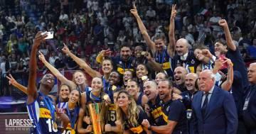 L'Italia è campione d'Europa nel volley femminile!