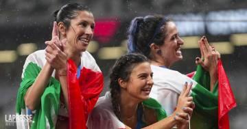 """Ambra, Martina e Monica: chi sono le """"Charlie's Angels' che hanno conquistato Tokyo 2020"""
