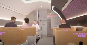 Virgin Hyperloop: ecco come viaggeremo a 1000km/h grazie alla levitazione magnetica