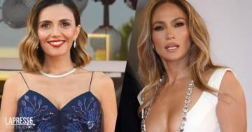 Serena Rossi svela i retroscena dell'incontro con Jennifer Lopez a Venezia: ecco cosa è successo