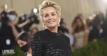 """Sharon Stone torna a parlare del nipotino: """"La sua morte ha salvato la vita a tre persone"""""""