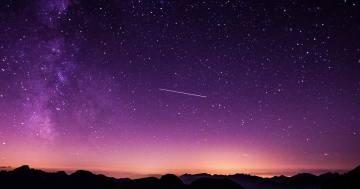 Arrivano le Orionidi, le stelle candenti dell'autunno: ecco quando ammirarle