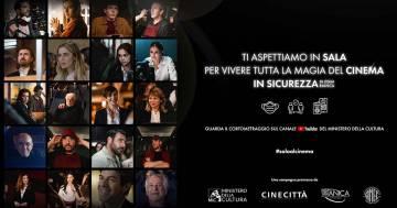 All Star: l'emozionante cortometraggio che invita tutti a tornare al cinema