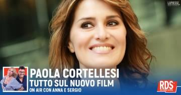 Paola Cortellesi: il suo ricordo del cinema su RDS