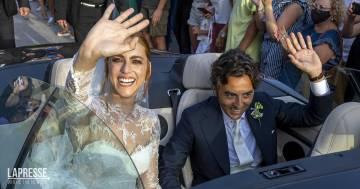 Più felici che mai, Miriam Leone e Paolo Carullo si sono sposati: ecco le foto