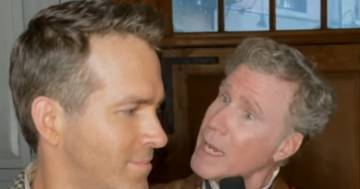 Ryan Reynolds, la sua esilarante 'Grace Kelly challenge di Mika' è feat. Will Ferrell