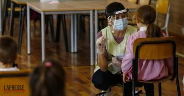 Dalle mascherine ai tamponi salivari: le linee guida per il rientro a scuola
