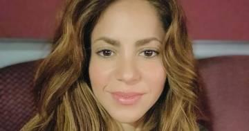 Il Tik Tok di Shakira con i figli fa il pieno di like anche su Instagram
