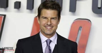 Tom Cruise si lancia dall'elicottero: lo spettacolare video