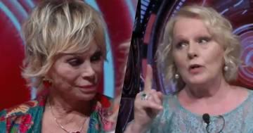 "GF Vip, lite furiosa tra Katia Ricciarelli e Carmen Russo: ""Pettegola, bugiarda, maestrina"""