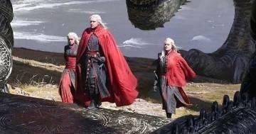 """""""Game of Thrones"""": il primo epico trailer dello spin-off """"House of the Dragon"""""""