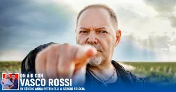 """Vasco Rossi: 'Scrivo canzoni oneste e sincere, non per compiacere"""""""