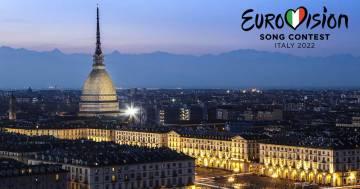 Eurovision 2022: Torino ospiterà la nuova edizione del festival