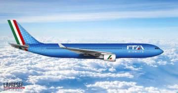 Addio ad Alitalia, ecco come saranno gli aerei della nuova compagnia Ita Airways