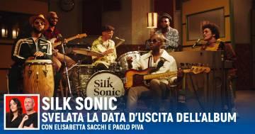 Bruno Mars e Anderson .Paak: ecco la data di uscita dell'album dei Silk Sonic!