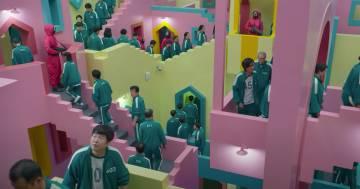 Squid Game: la location della serie è ispirata da La Muralla Roja spagnola