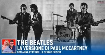 La rottura dei Beatles, Paul McCartney: 'Non sono stato io a voler la rottura, ma John Lennon'