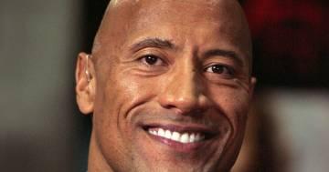 The Rock che fisico! Nella foto per i fan l'attore mostra dei muscoli impressionanti